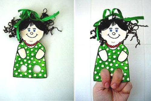 Как сделать кукольный театр своими руками картонный